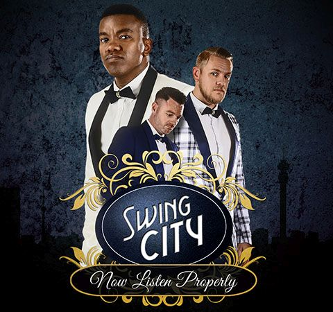 Swing City - Now Listen Properly